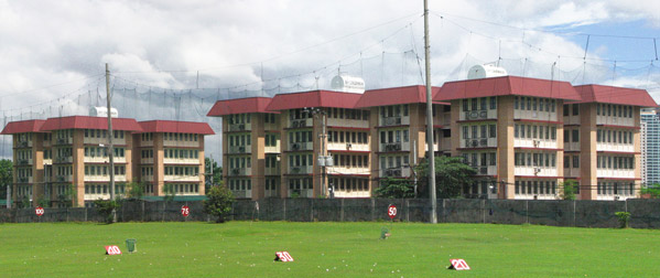 Armed Forces of the Philippines, Housing Barracks